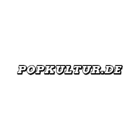 Popkultur De Logo