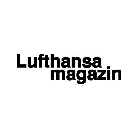 Lufthansa Magazin Logo